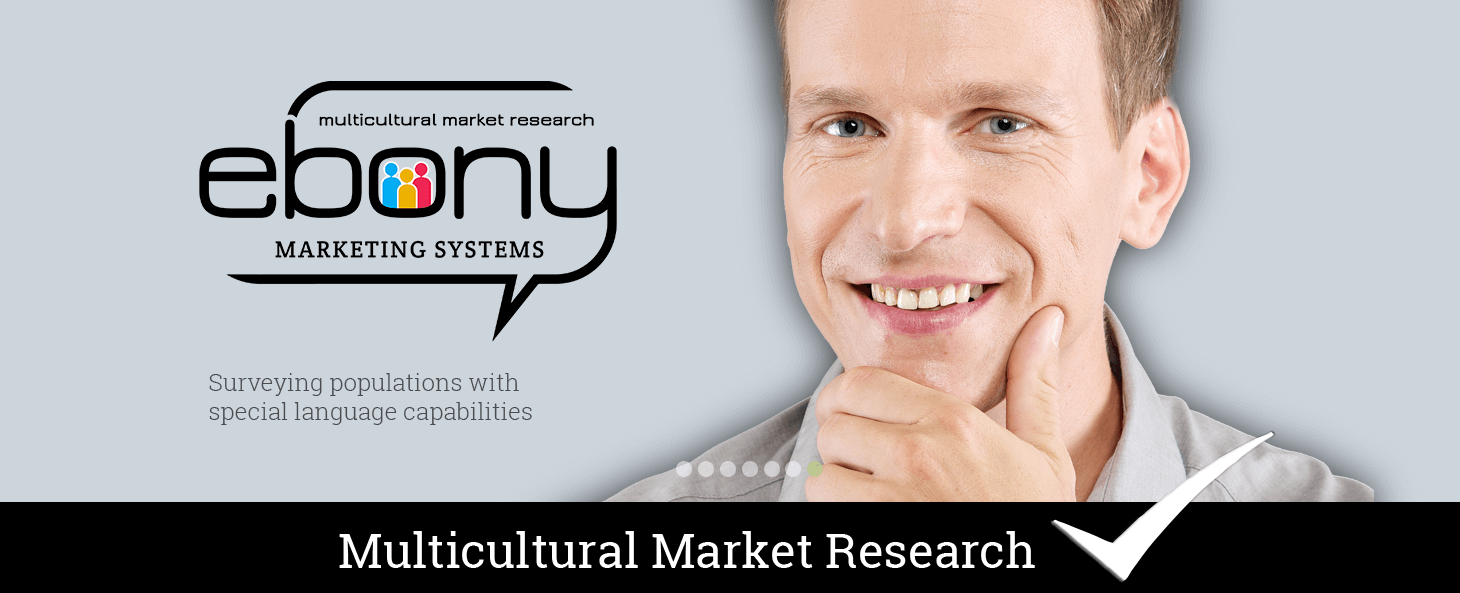 Ebony Marketing Systems: Multicultural Market Research