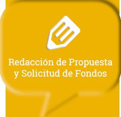 Redacción de Propuesta y Solicitud de Fondos